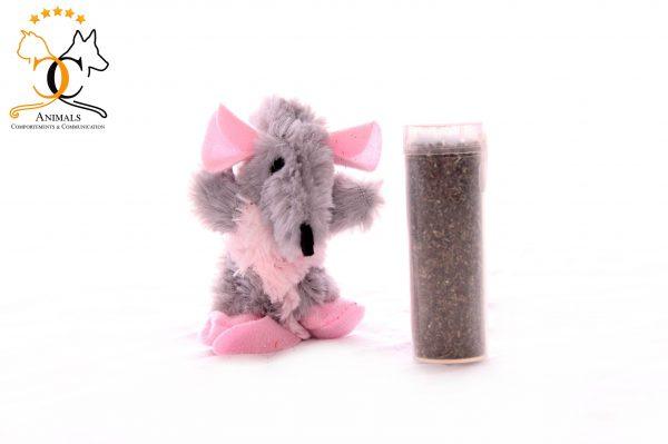 petite souris en peluche