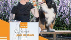 Livre «Un temps pour les chiens»